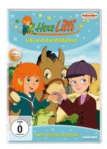 Hexe Lilli und das Wildpferd